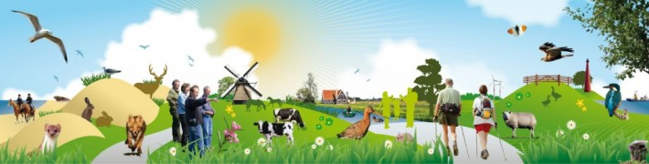 Hoe tevreden zijn Noord-Hollanders met de natuur in hun omgeving?